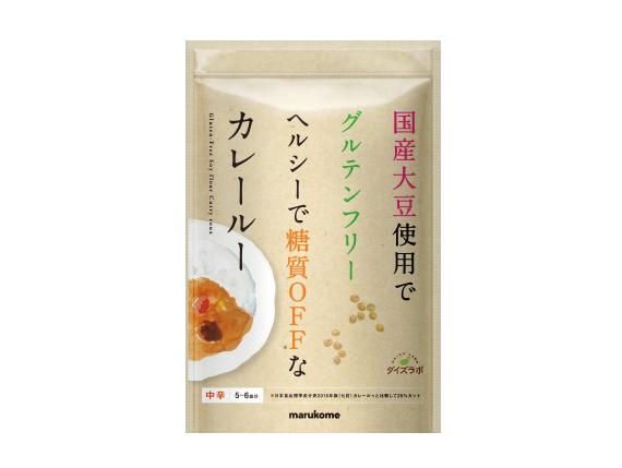 ダイズラボ 大豆粉のカレールー