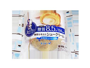スイーツプラン 糖質を考えたシュークリーム