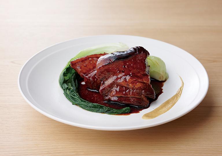 宮崎県産黒豚のやわらか角煮 らかん・果風