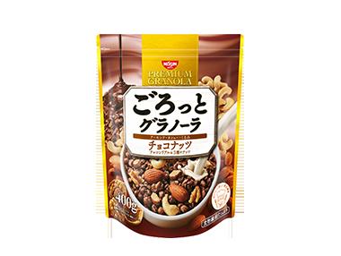 ごろっとグラノーラ チョコナッツ