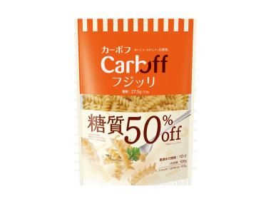 Carboff フジッリ 100g